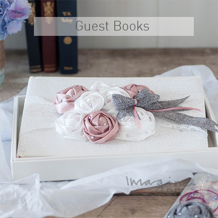 Guest Book from Imagine DIY | Home of DIY Wedding Stationery and Craft Supplies