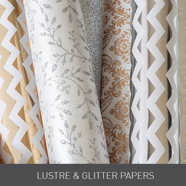 Luster and Glitter Paper for Wedding Invitations from Imagine DIY | Home of DIY Wedding Stationery, Laser Cut, Crystal Embellishments and Craft Supplies
