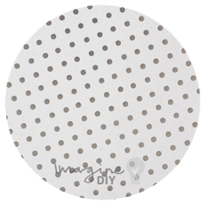 polka dot paper with shiny silver spots. Decorative paper for DIY wedding stationery, invitations, card making and paper craft supplies