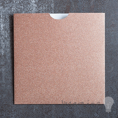 square glitter wallet rose gold square wallet for diy wedding
